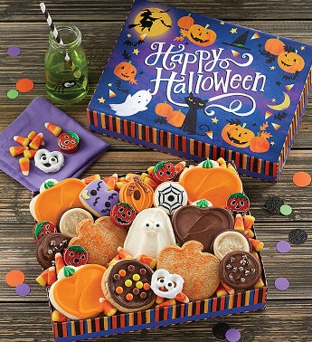 Happy Halloween Gift Box - Treats Assortment