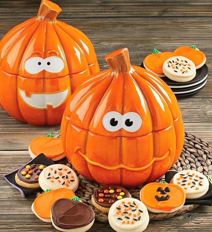 Collectors Edition Halloween Cookie Jar