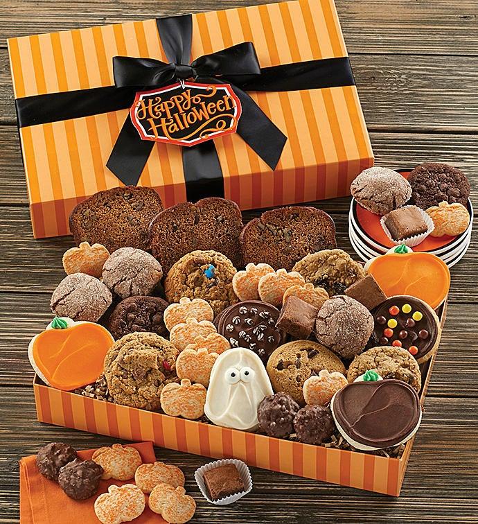 Halloween Bakery Assortment  Medium