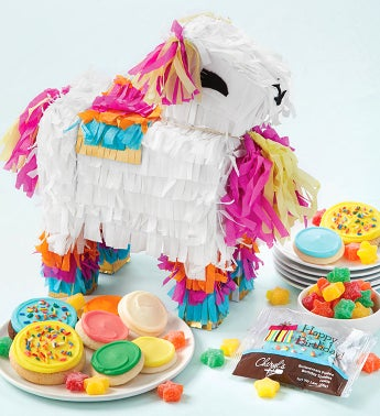 Birthday Pinata Centerpiece