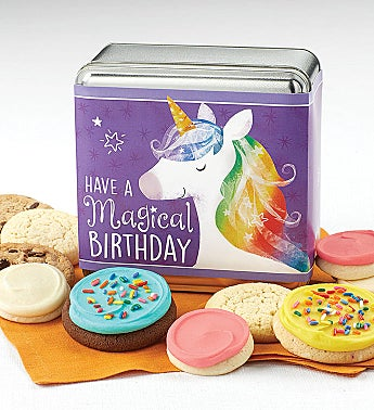 Have a Magical Birthday Gift Tin