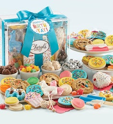The Ultimate Birthday Candy Box