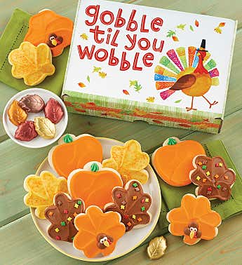 Gobble Till You Wobble Gift Box