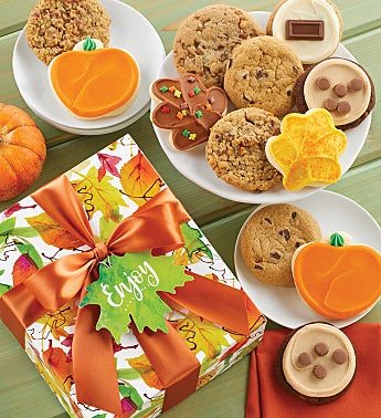 Flavors of the Season Gift Boxes - Enjoy