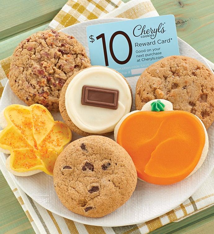 Fall Cookie Sampler