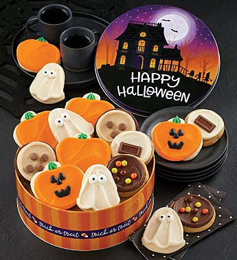 Happy Halloween Gift Tin - Create Your Own Assortment