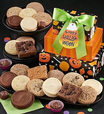 Sugar Free Halloween Gift Tower
