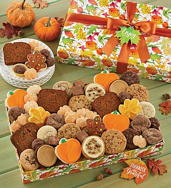 Enjoy Fall Bakery Assortment - Large