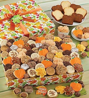 Enjoy Fall Bakery Assortment - Premier