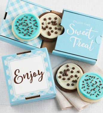 Enjoy 2 Pack Cookie Card
