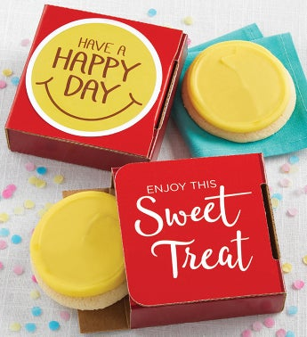 Have a Happy Day Cookie Cards - Cases or 24 or 48