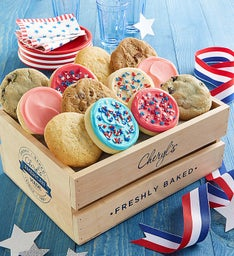 Summertime Crate of Cookies - Assorted