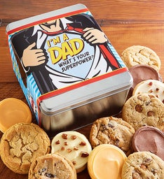 Create Your Own Tin I'm a Dad Tin