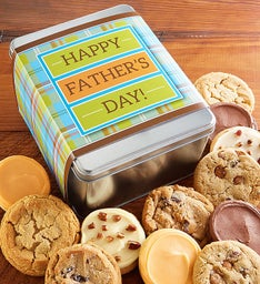 Create Your Own Happy Father's Day Tin