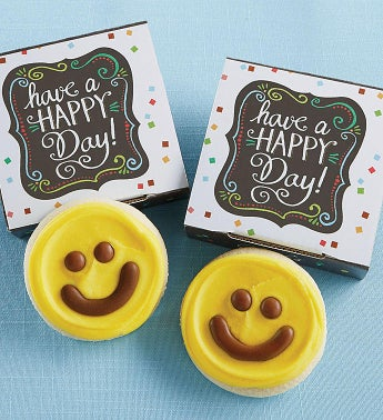 Happy Day Cookie Card
