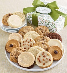 With Sympathy Cookie Boxes