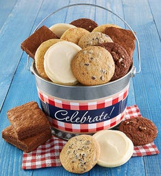 Gluten Free Americana Cookie & Brownie Pail