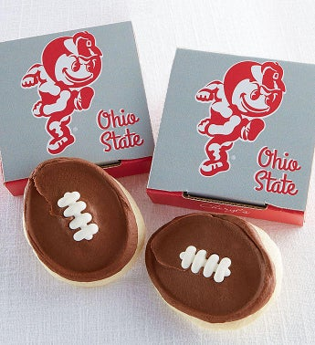 Brutus Buckeye Cookie Card