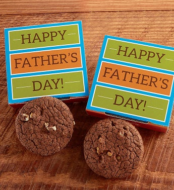 Gluten Free Father's Day Cookie Card