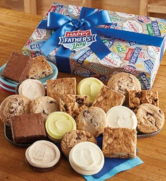 Father's Day Cookie and Brownie Gift Boxes