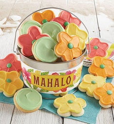 Mahalo Cookie Pail
