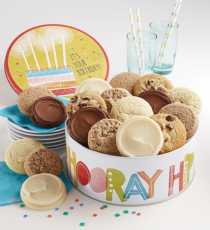 Birthday Gift Tin - Sugar Free
