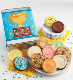 For Your Anniversary of Awesomeness Gift Tin