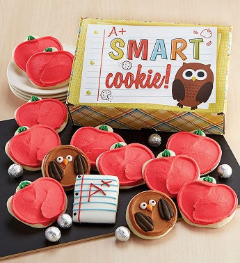 A+ Smart Cookie Box by Cheryl's