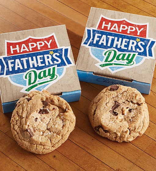Happy Father's Day Cookie Card