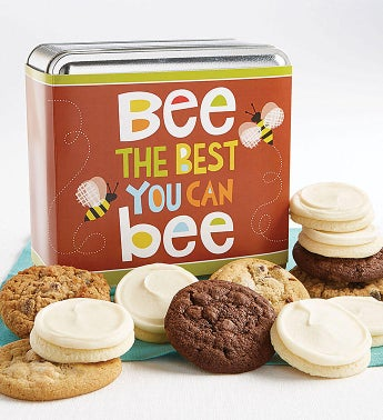 Bee the Best You Can Bee Gift Tin