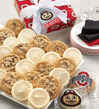 Ohio State University Cookie Boxes