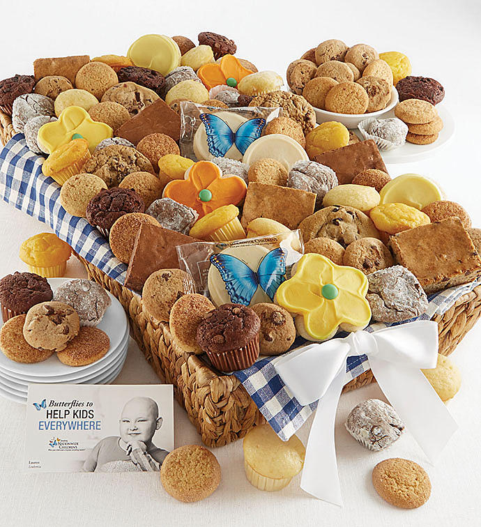 Fabulous Day Snack Basket  Grand