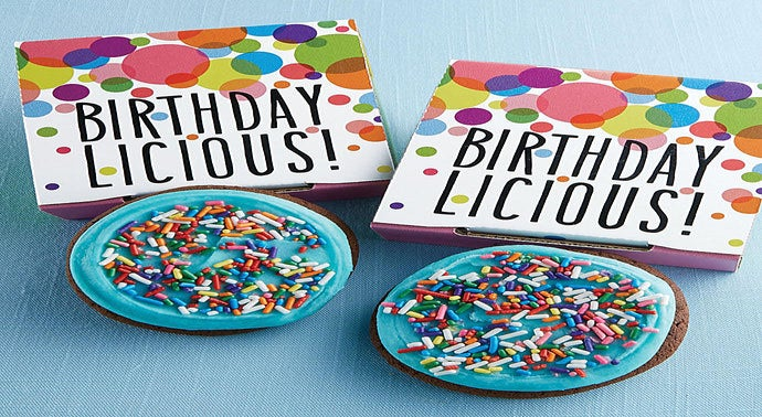 Create Your Own Birthdaylicious Cookie Card