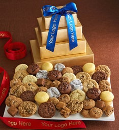 Gold Impressions Bakery Gift Tower