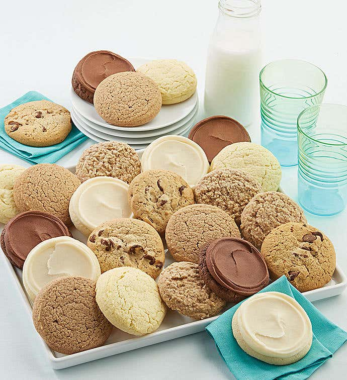 Sugar Free Cookie Sampler