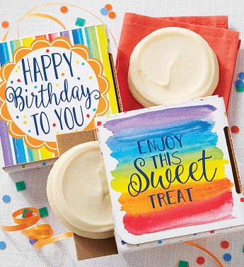 Gluten Free Birthday Cookie Card by Cheryl's