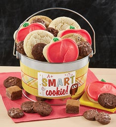 A43 Smart Cookie Treats Pail