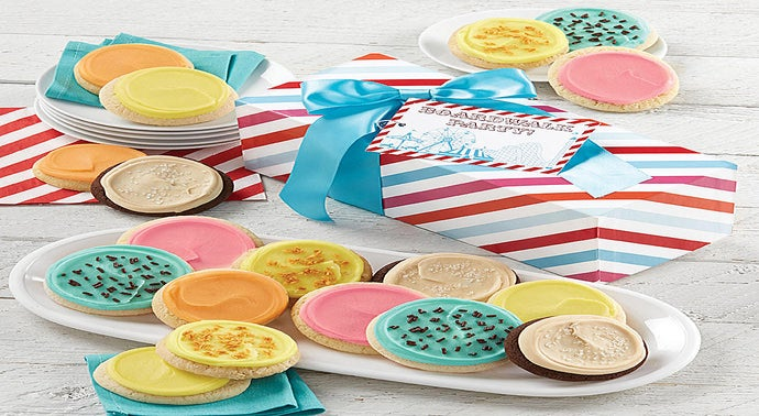 Boardwalk Cookie Box