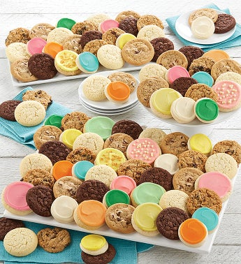 Summer Party Cookie Sampler - Large