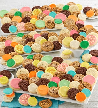 Summer Party Cookie Sampler - Grand