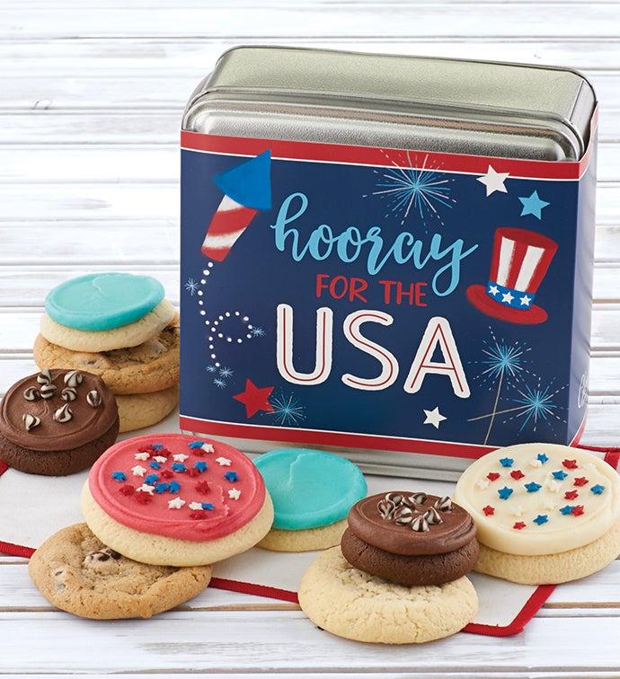 Hooray for the USA