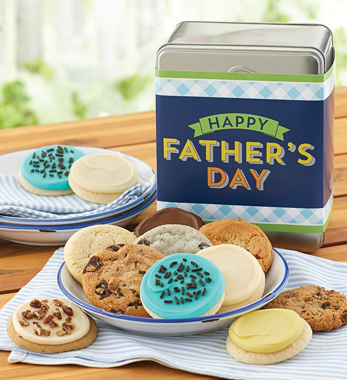Fathers Day Gift Tin Assorted