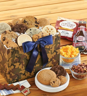 Sweet and Salty Camo Gift