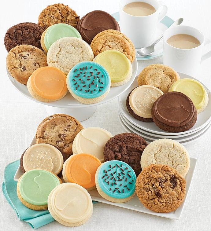 Cheryls Assorted Cookie Box