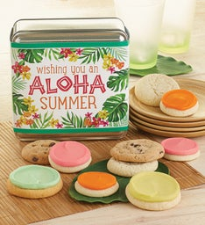 Aloha Summer Gift Tin