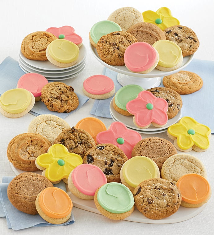 Summer Cookie Box