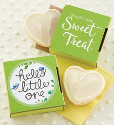 Hello Little One Cookie Card