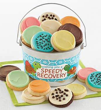 Speedy Recovery Cookie Pail