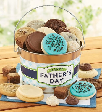 Fathers Day Treats Pail