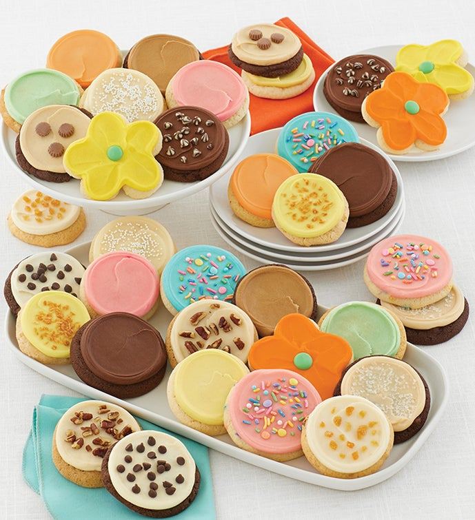 Best of Buttercream Cookie Sampler